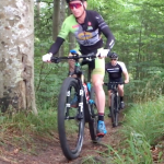 Geert Lauryssen at XTERRA Denmark