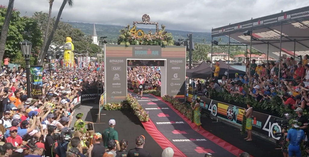 4 Bart Aernouts finish in Hawaii 2018 live YouTube