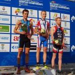 Lucas Van deynze podium Ibiza
