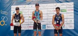 Marten Van Riel wint (dan toch) millimeterspurt in ETU finale