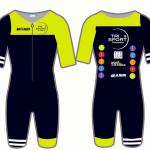 Nieuwe tenue van het Trisport Pharma team voor 2019