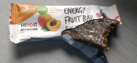 Juiste combi koolhydraten en eiwitten… en erg lekker – Hiddit Energy Fruit Bar