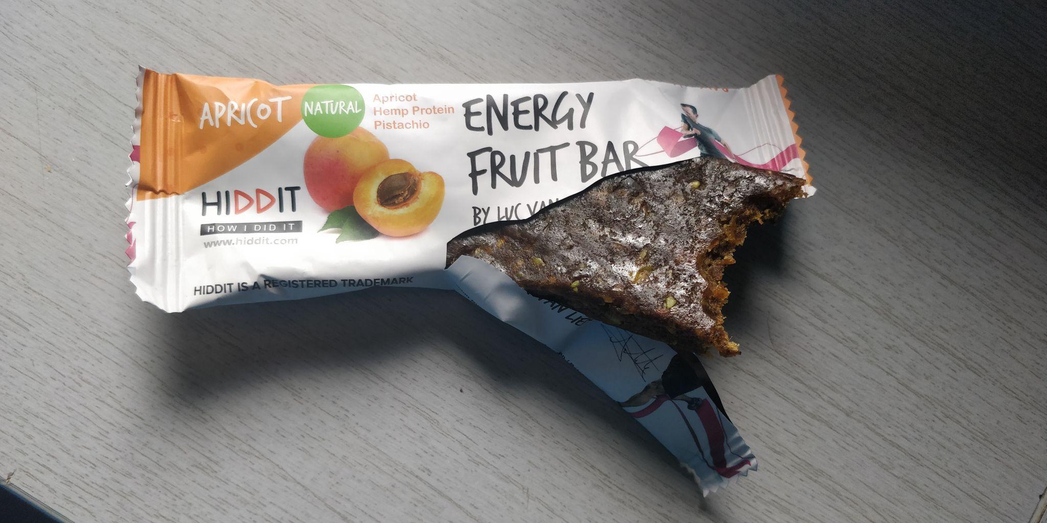 Hiddit Energy Reep Apricot