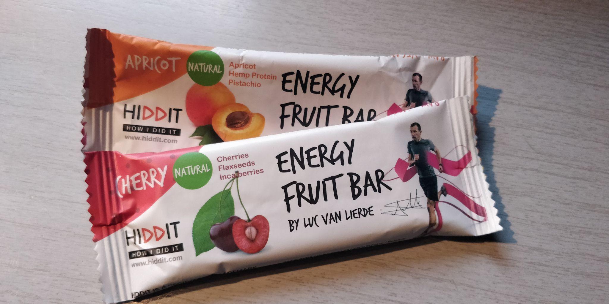 Hiddit Fruit Bars
