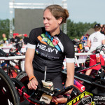 Katrien Verstuyft Samorin bike checkin
