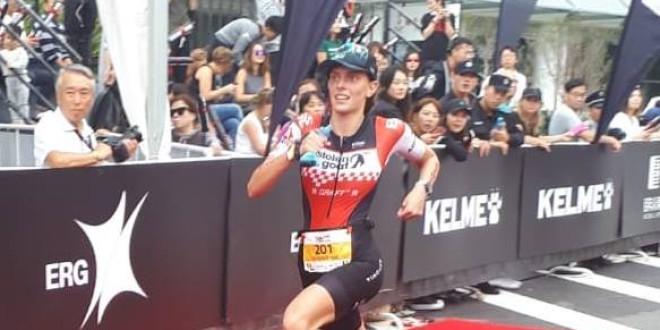 Belgische triatletes pakken Chinese Kona slots