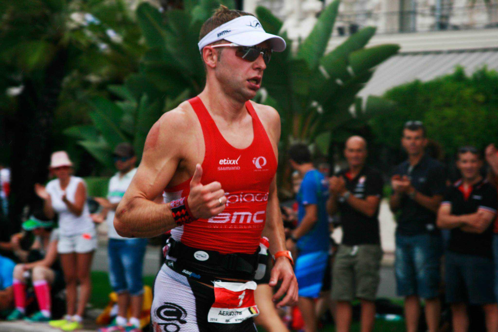 Bart Aernouts Europees kampioen 70.3