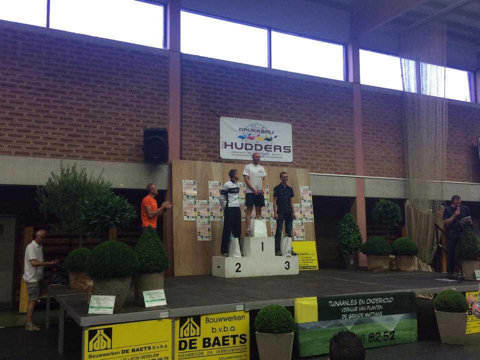 Dieter Staelens en Miek Vyncke winnen GP Jim Beuselinck