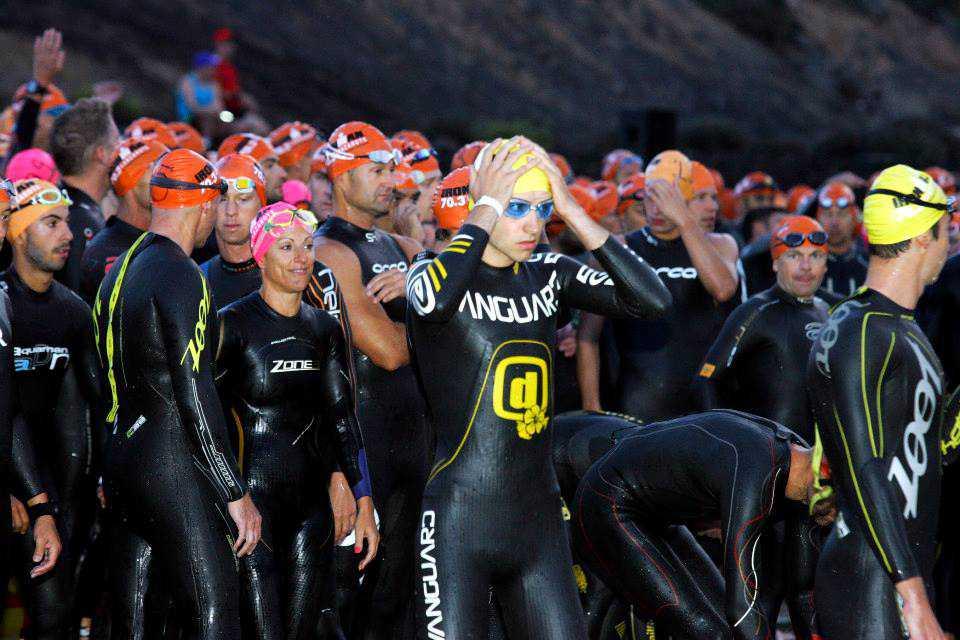 De Belgische pro's over de 70.3 Lanzarote