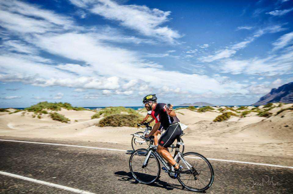 Belgische PRO's aan de start op 70.3 Lanzarote