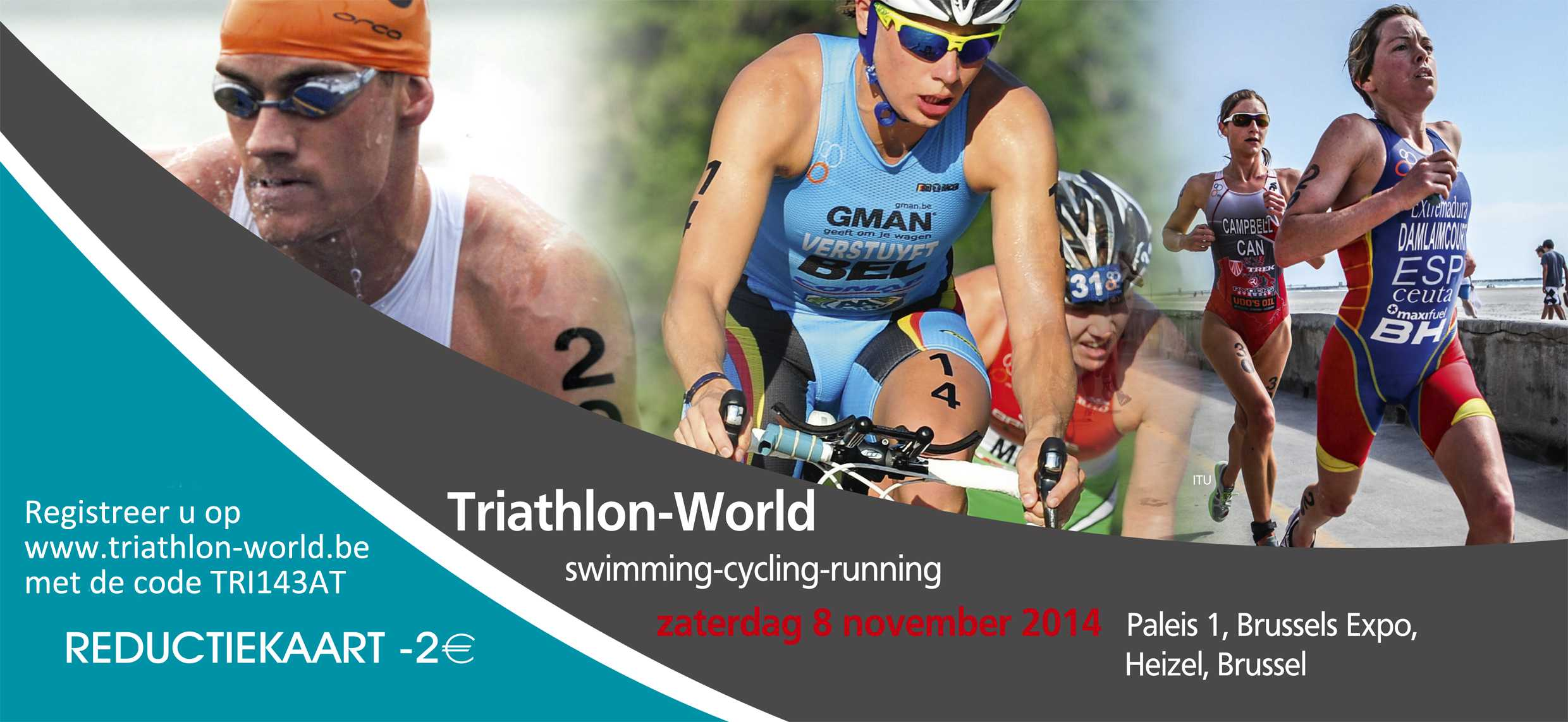 3 spraakmakende panels op Triathlon World