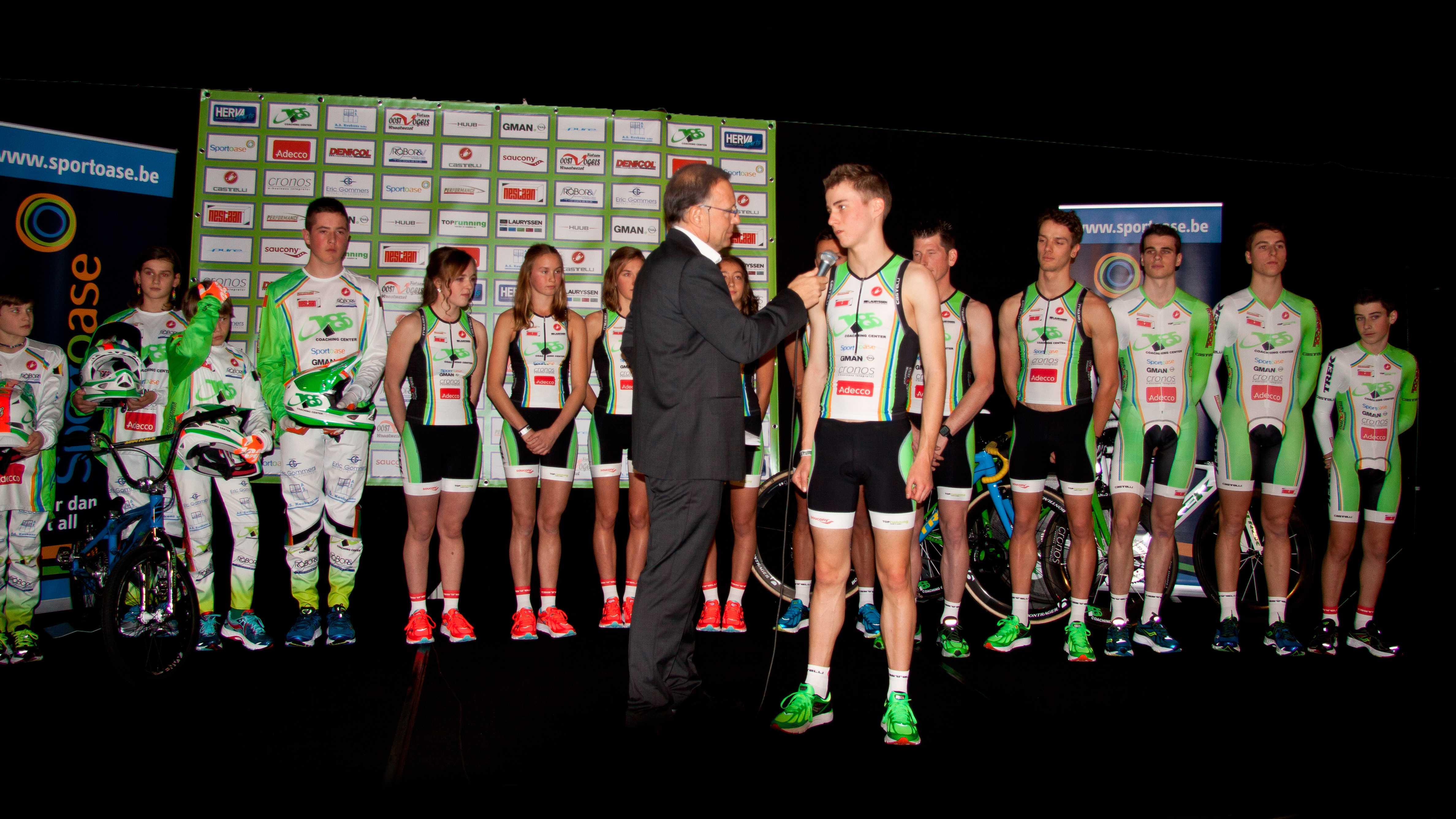 185-Sportoase-Castelli Omnium team voor 2015 bekendgemaakt