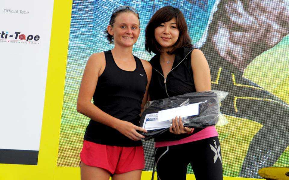 Vanja Cnops duikt weer op in WK Trailrun