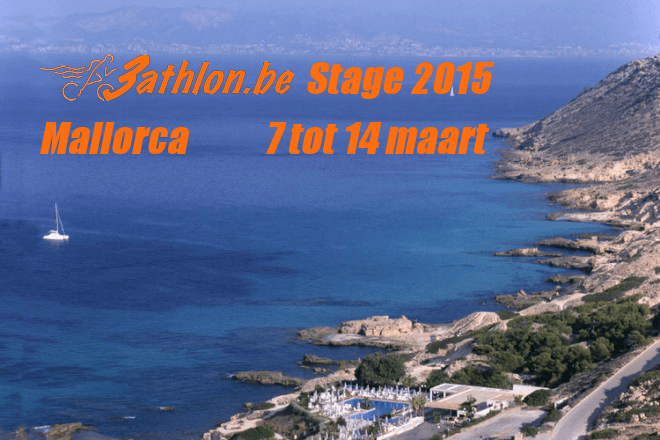 Veel klimmen en zwemmen in Mallorca
