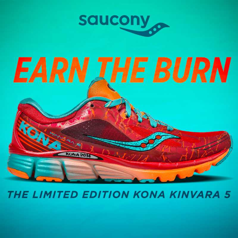 Saucony Kinvara Kona: and the winners are…