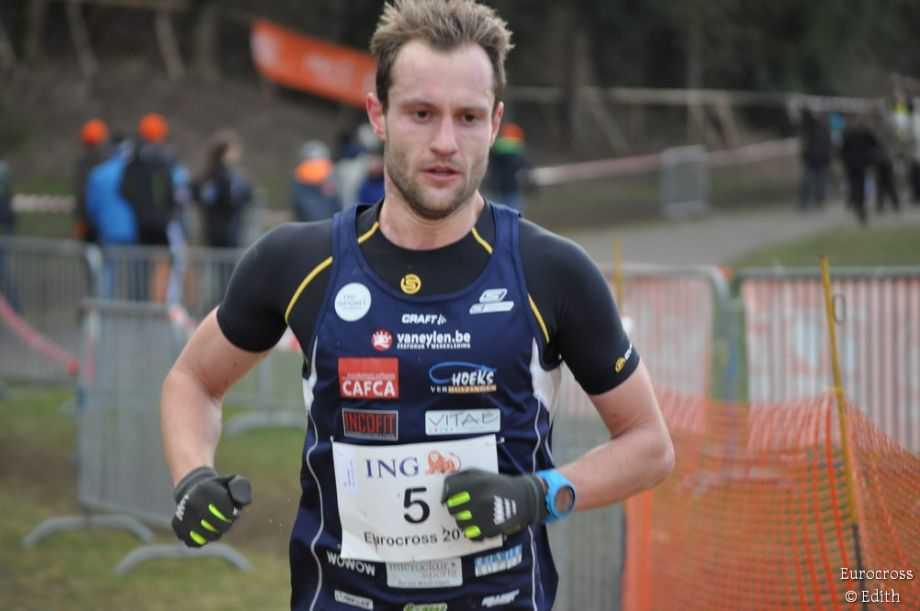 Triatlonkoppel in top-10 op Eurocross