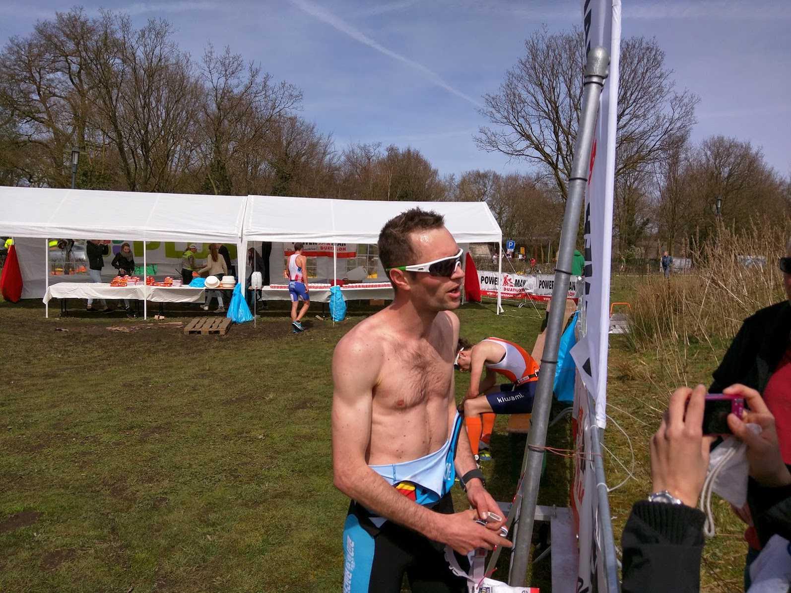 """Boze Van Poucke: """"Gelukkig ging het niet om medaille"""""""
