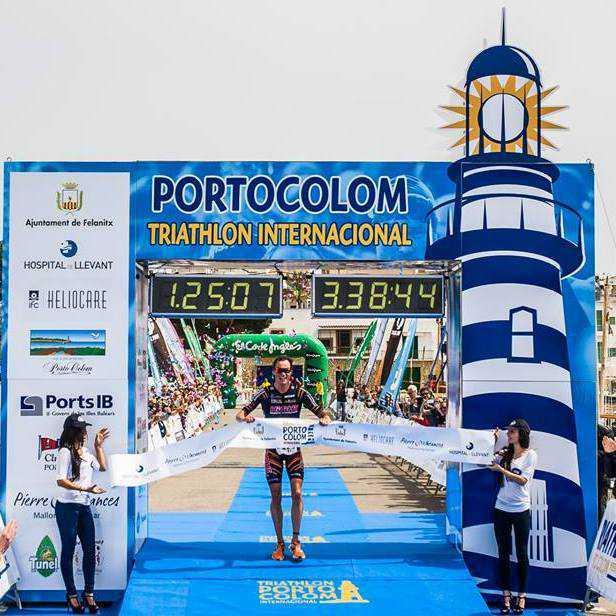 Van Cleven snelste in Porto Colom