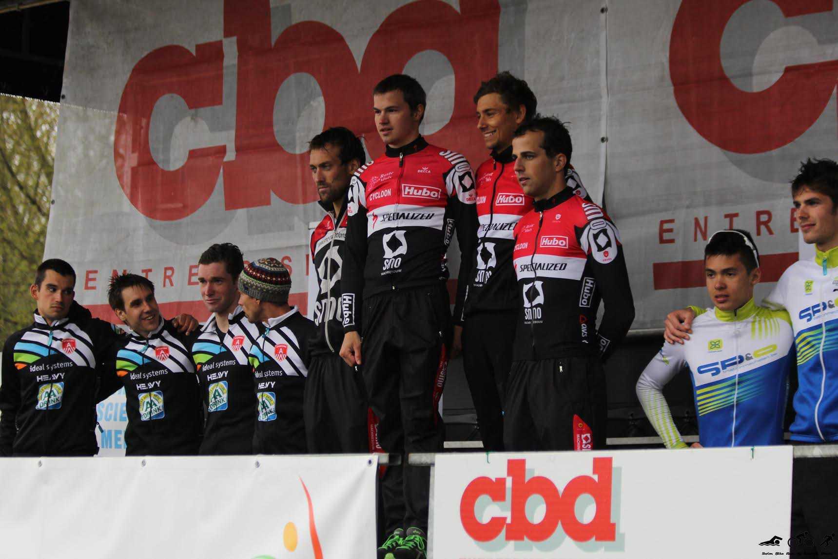 België vaardigt SMO-Specialized en Atriac af naar EK voor clubs
