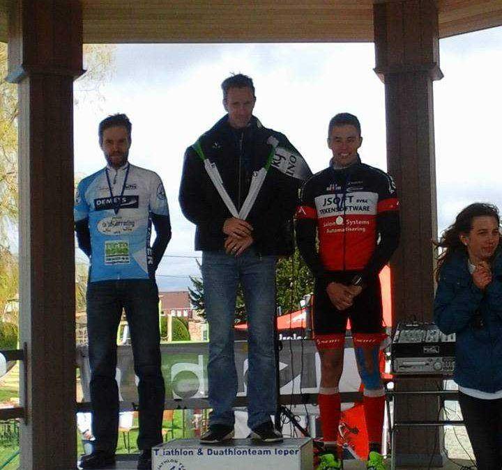 Fransman wint in kleinste stad van België