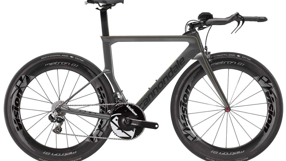 Cannondale zet met Slice in op comfort van triatleten
