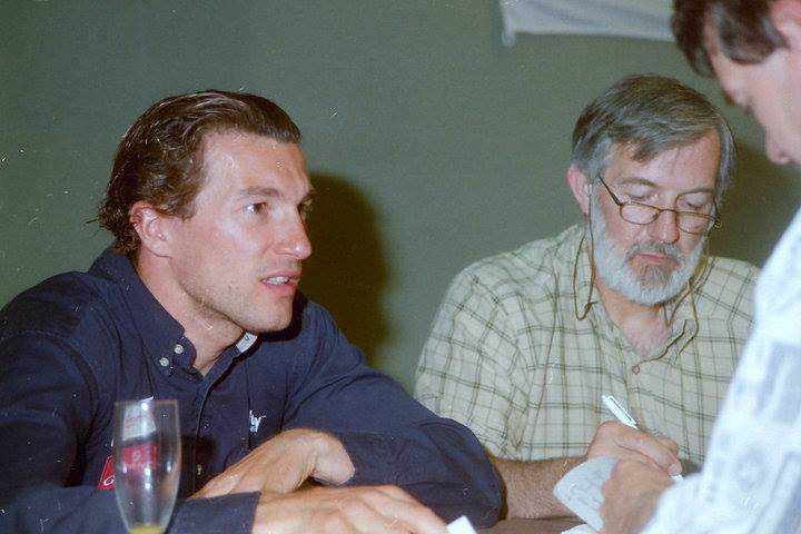 Triatlonjournalist Ronny Ceuleers overleden