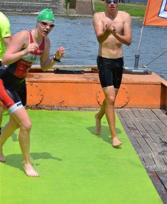 Bijna 3 op 3 voor Ruben De Gendt op Gent Zwemt & Loopt