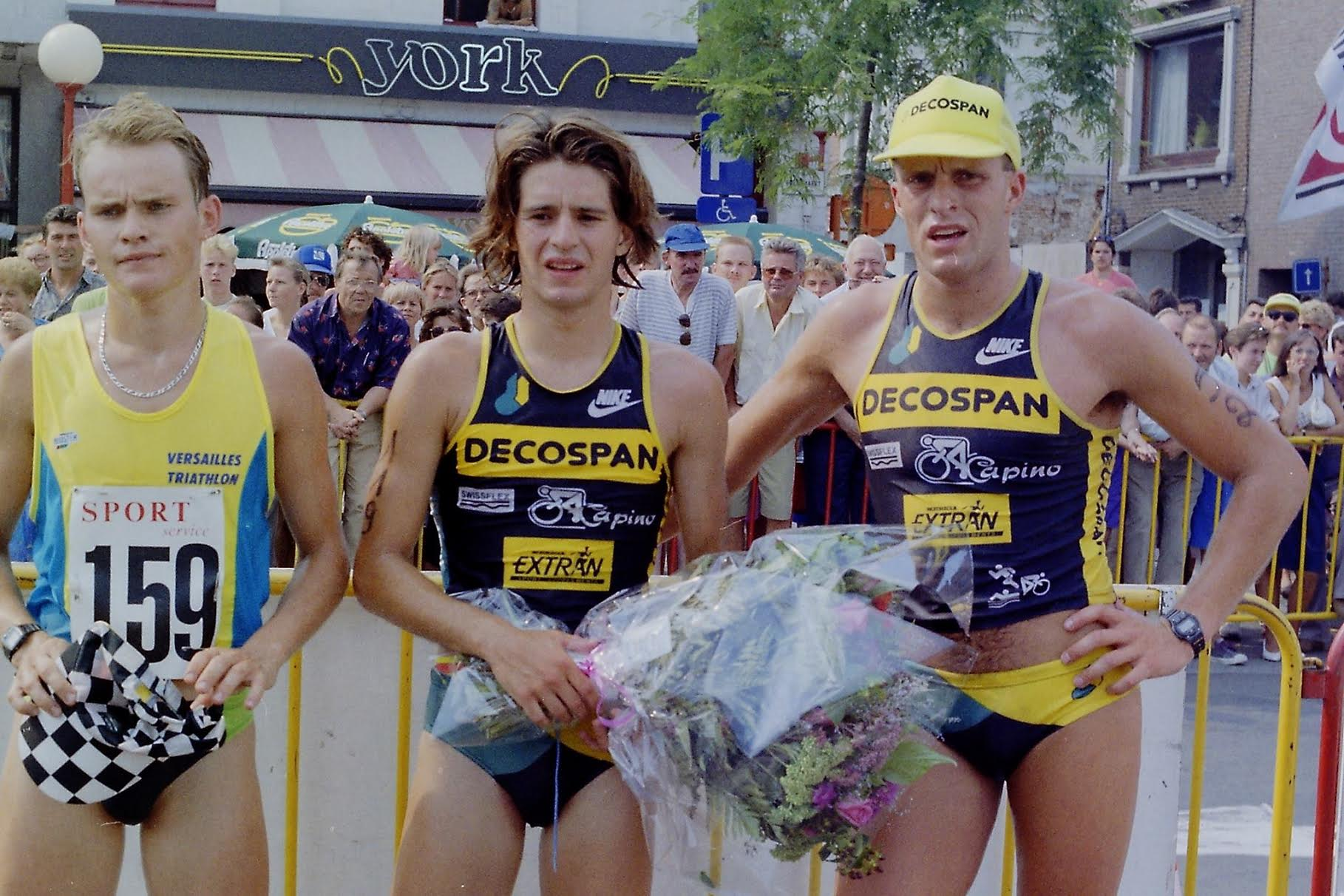 TBT: Clash of the Titans in Izegem