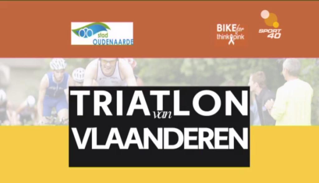 Uitgebreid verslag van Triatlon van Vlaanderen op Sport40