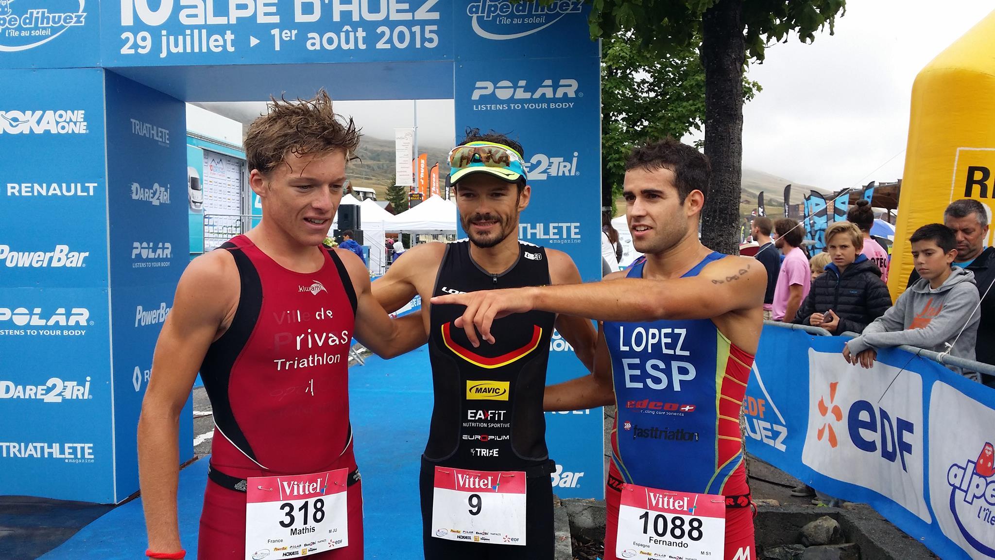 Veramme opnieuw top-10 op Alpe d'Huez
