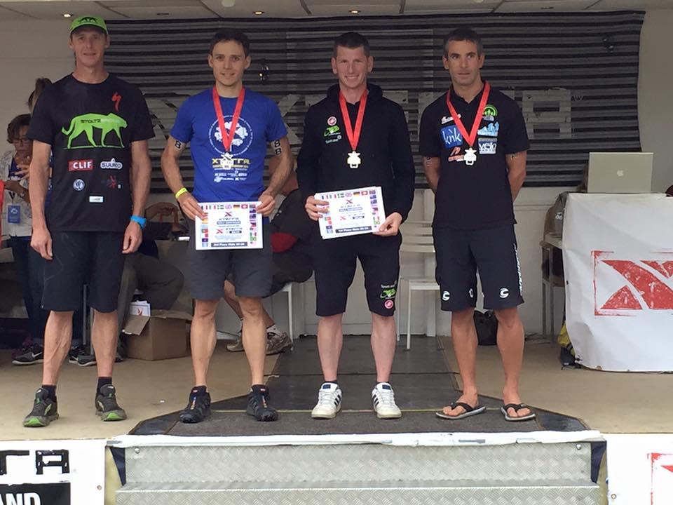 Geert Lauryssen Europees kampioen Xterra