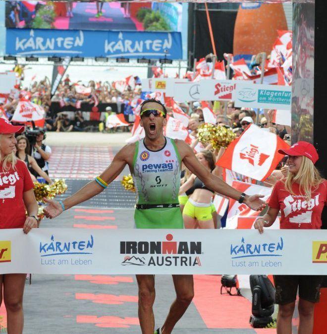 Klagenfurt wil EK en WK 70.3 Ironman binnenhalen
