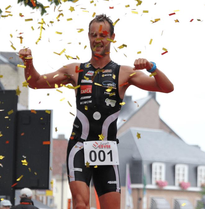 Ruben Geys verrast zichzelf in Lommel