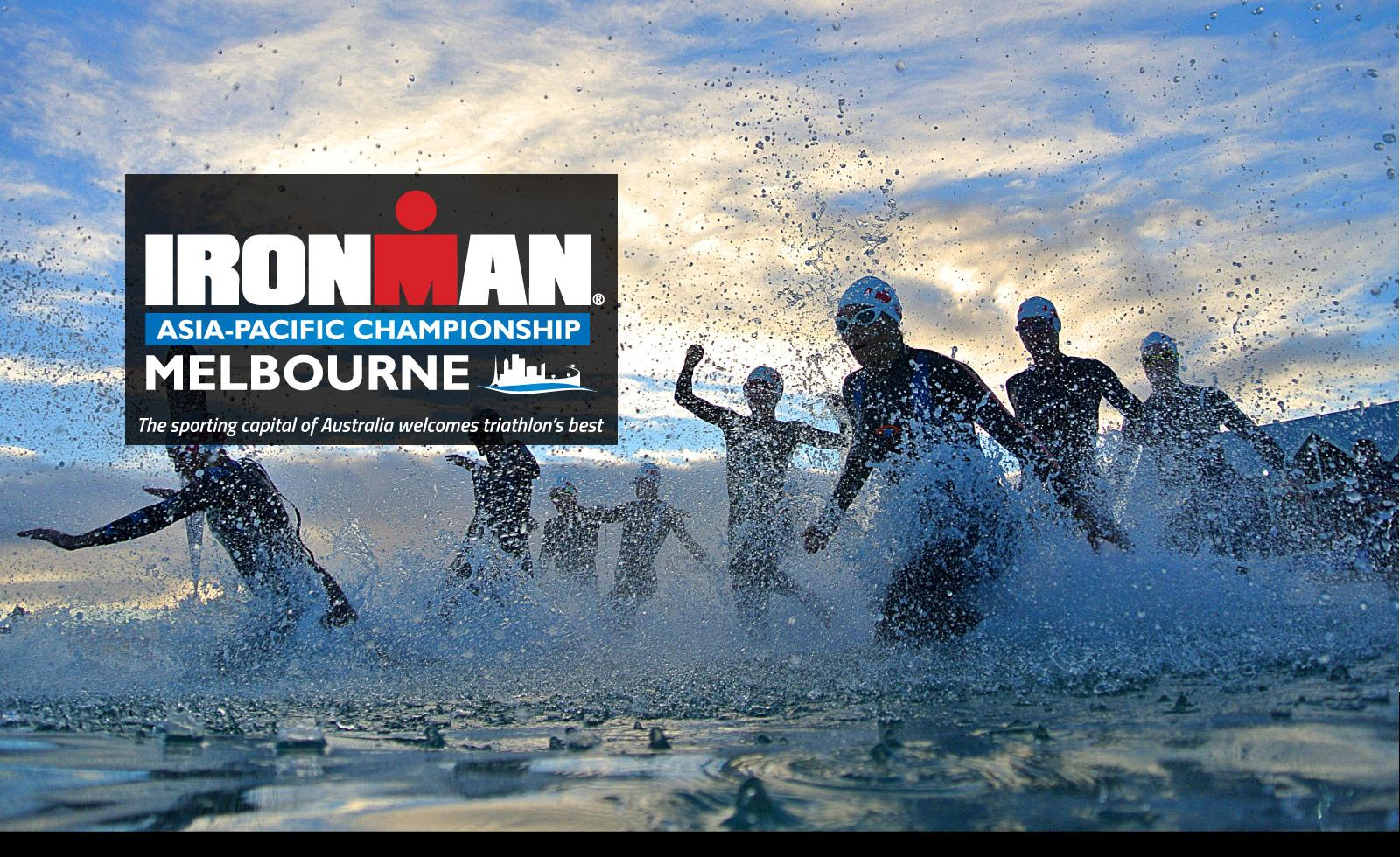 F1 haalt het van Ironman in Melbourne