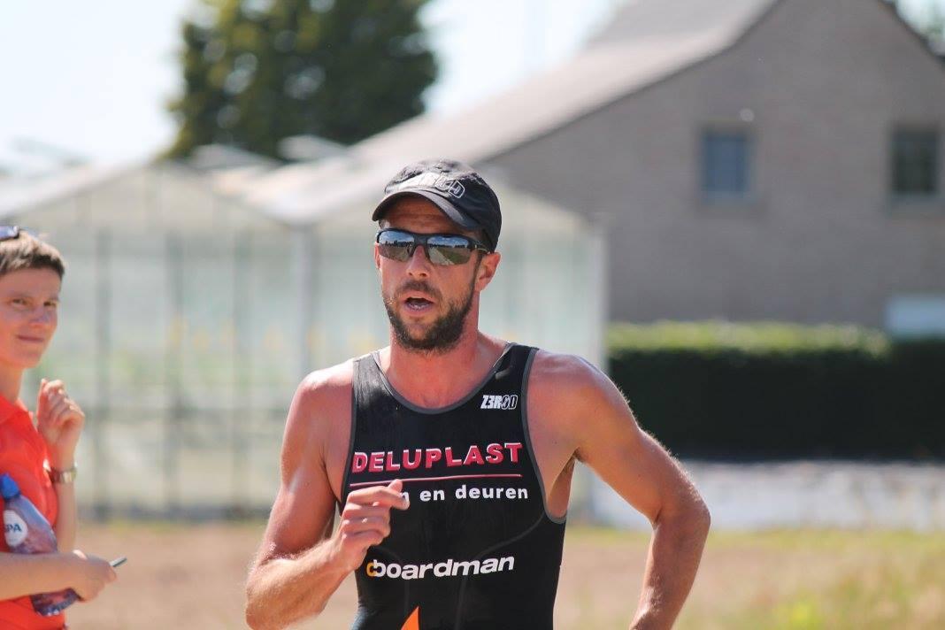 Kevin Maggen militair wereldkampioen Ironman