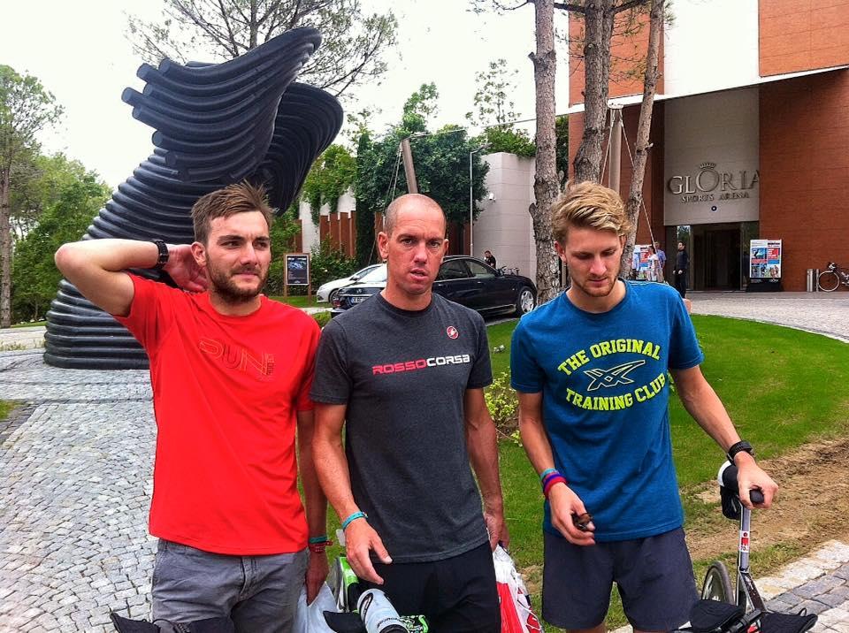 70.3 Ironman Turkije in beeld