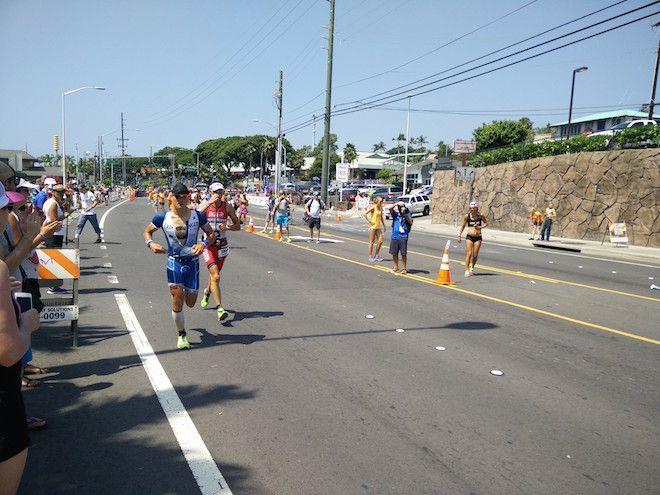 Ironman Hawaii: Timothy Van Houtem snelste Belg