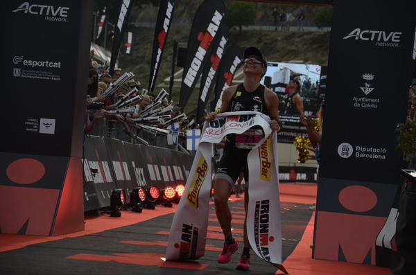 Brydenbach ook in Ironman Barcelona top