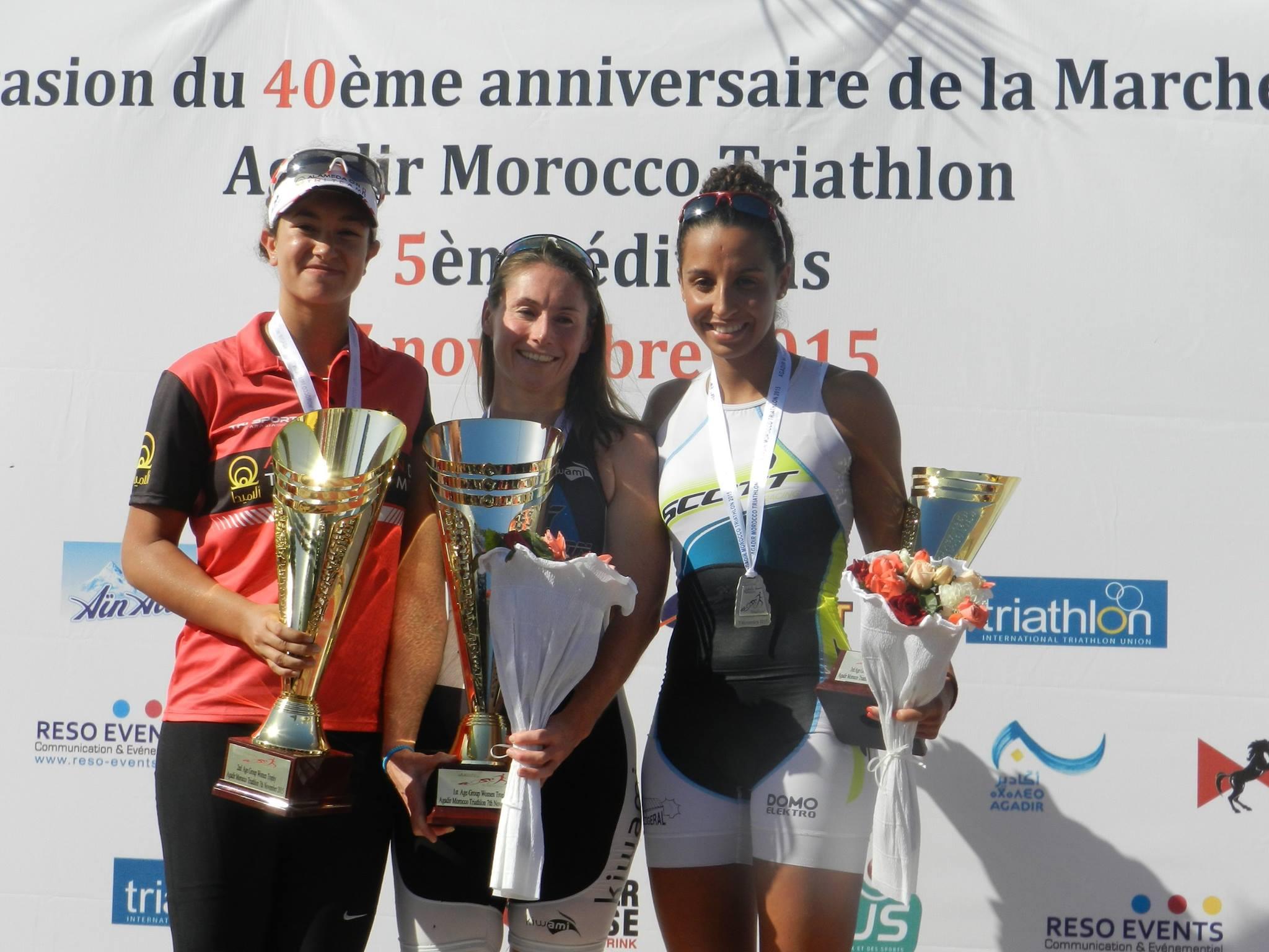 Jasmin en JoJo scoren in Agadir, Karl in Florida