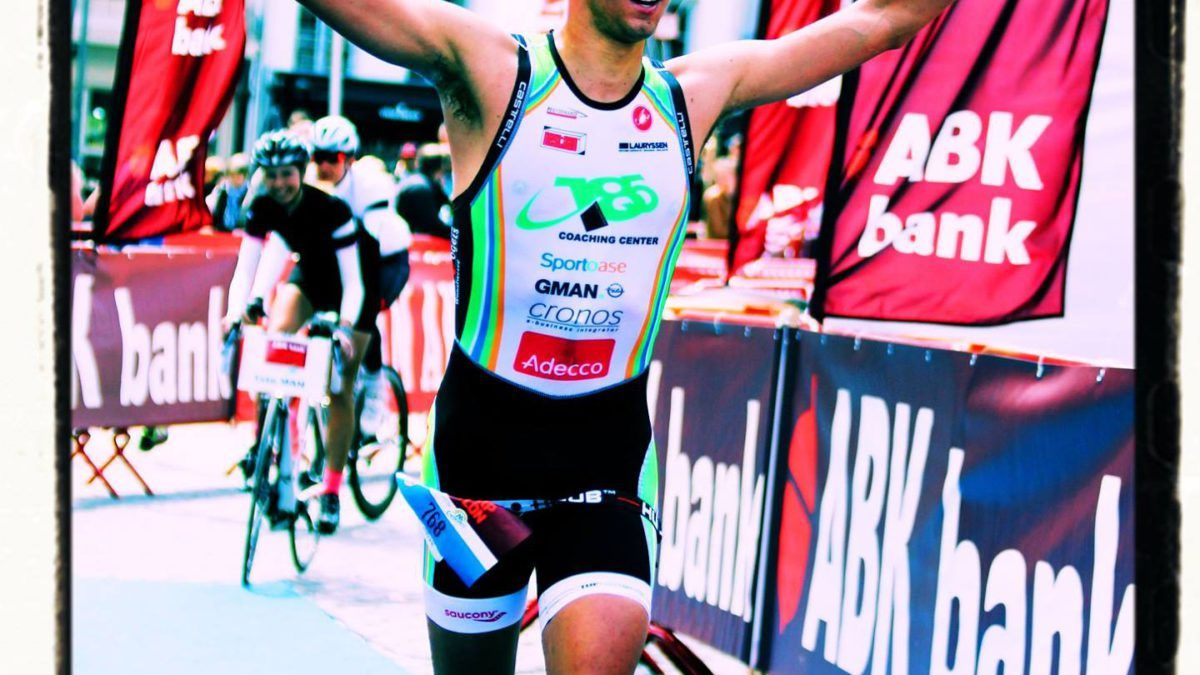 Vedette Sport zet met Thomas Jurgens extra in op triatlon