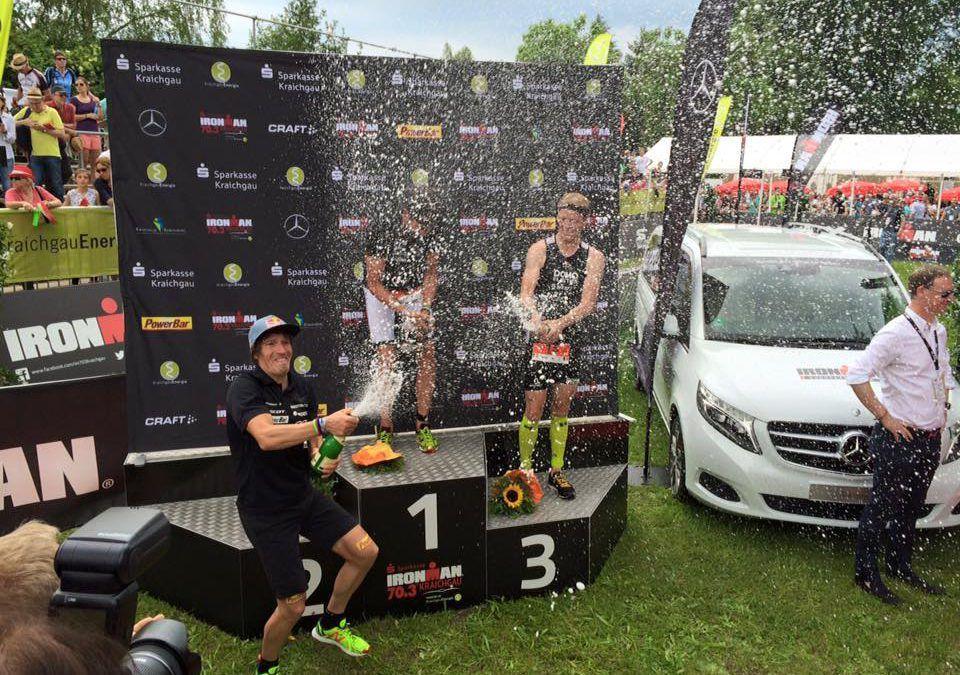 Belgisch kampioen zet voet naast wereldtop