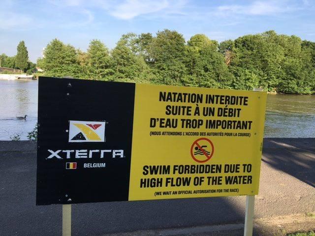 Waterpeil Maas noopt Xterra tot maatregelen