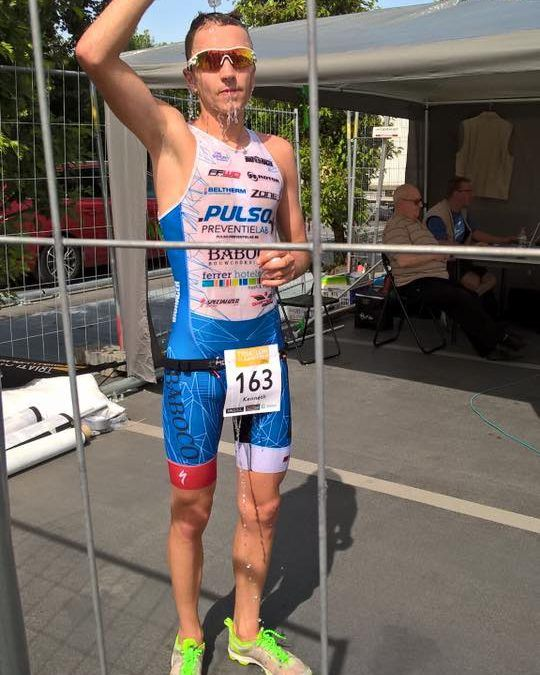 Kenneth overwint warmte in Oudenaarde