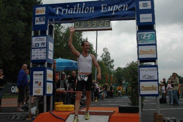 TBT: Jim sneller dan de Rosse Raket in Eupen