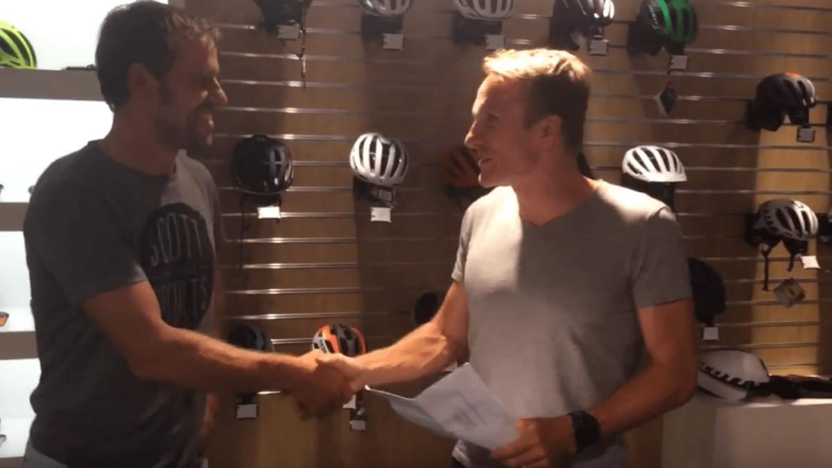 """""""Ironman is 50% conditie, 50% omstandigheden"""" – Olivier Cardoen over Hawaii"""
