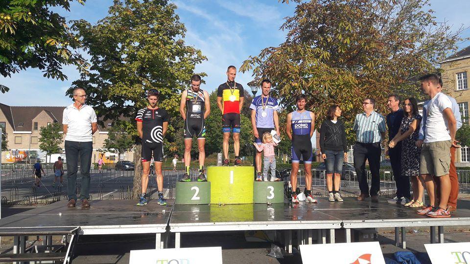 Vincent Bierinckx en Ilse Geldhof kampioenen in Torhout