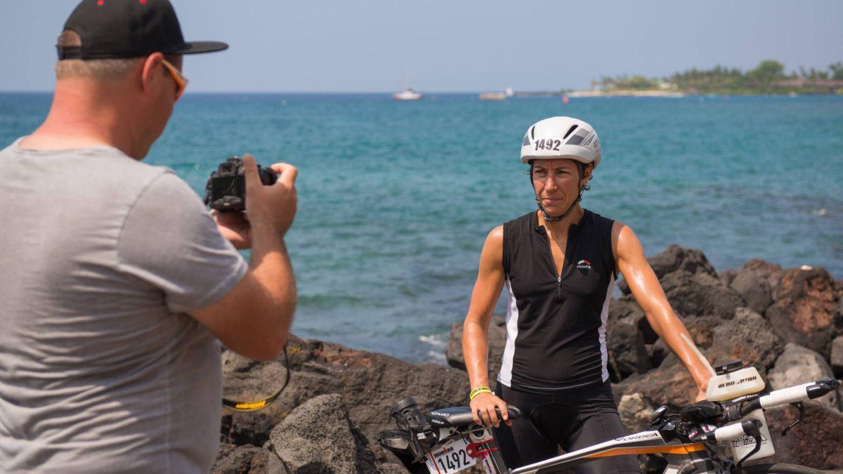 De rollen zijn omgedraaid – Isabelle De Wulf – Hawaii 2016