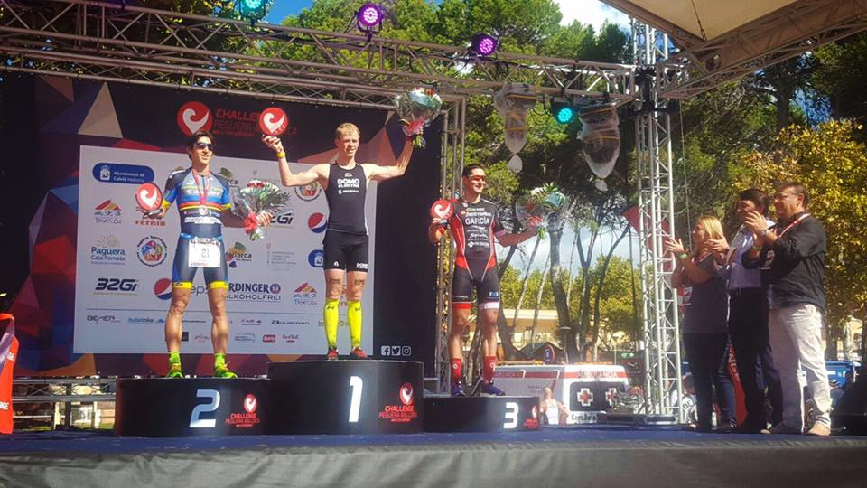 Heemeryck wint 2de internationale halve triatlon