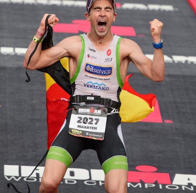 Alle Belgische resultaten in Ironman Hawaii