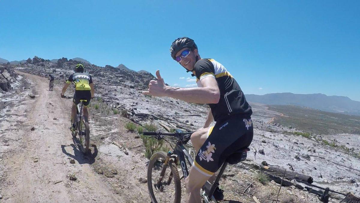 Inhaalrace brengt Coddens naar 4de plaats in Zuid-Afrika